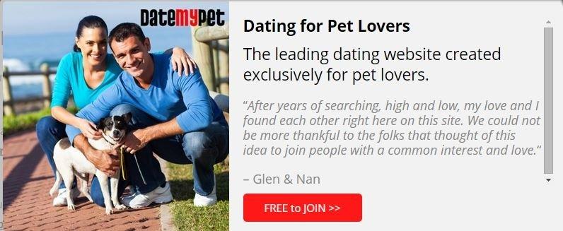 Date my pet, tu perro encontrará el amor