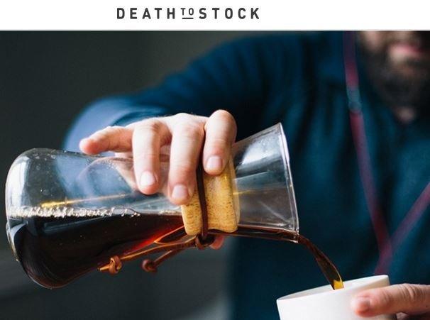 Death to the stock photo te manda las fotos al correo