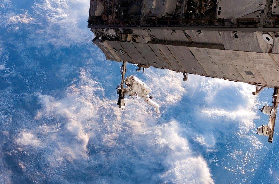 Debes estar preparado para pasar una buena temporada Estación Espacial Internacional