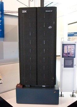 Deep Blue desarrollado por IBM