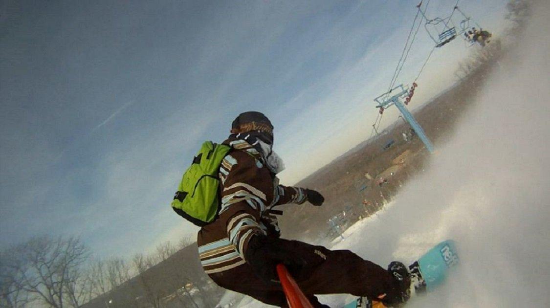 Deportes extremos y GoPro, unidos desde 2001