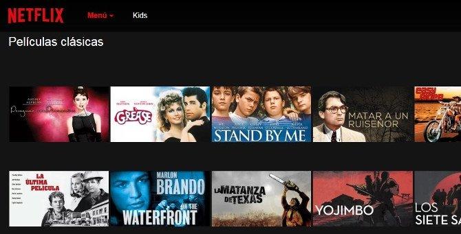 Desayuno con diamantes, Matar a un ruiseñor y otros grandes clásicos en Netflix