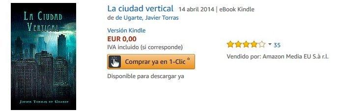 Descarga de libro gratis en Amazon