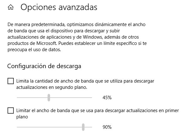 Descargas Windows 10