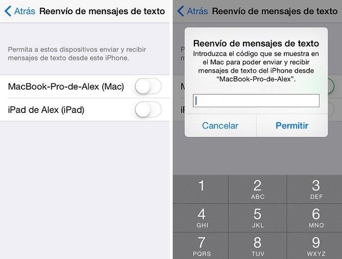 Descubre cómo enviar y recibir SMS desde un Mac con Yosemite - imagen 3