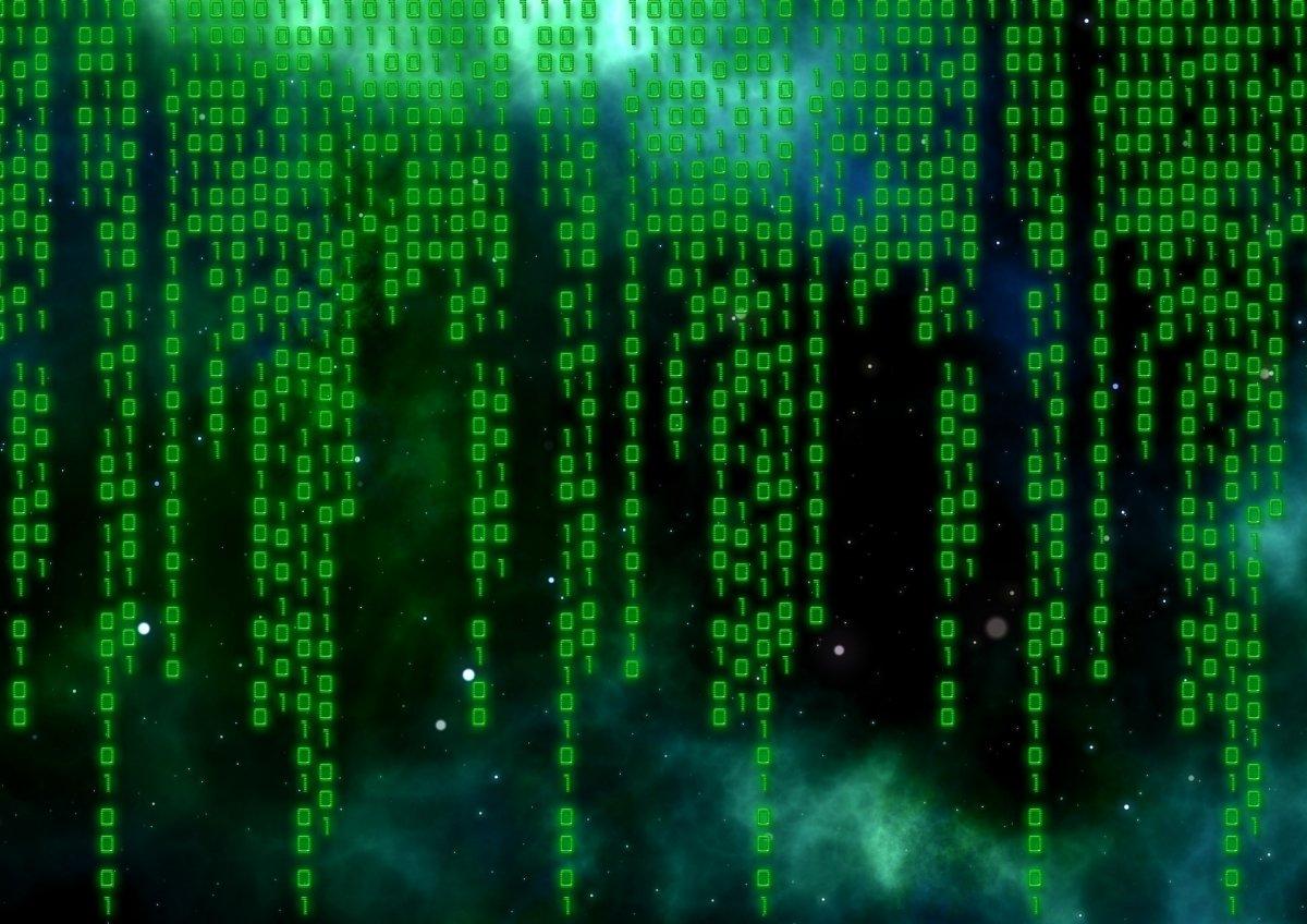 Desde el código binario también se puede esconder información