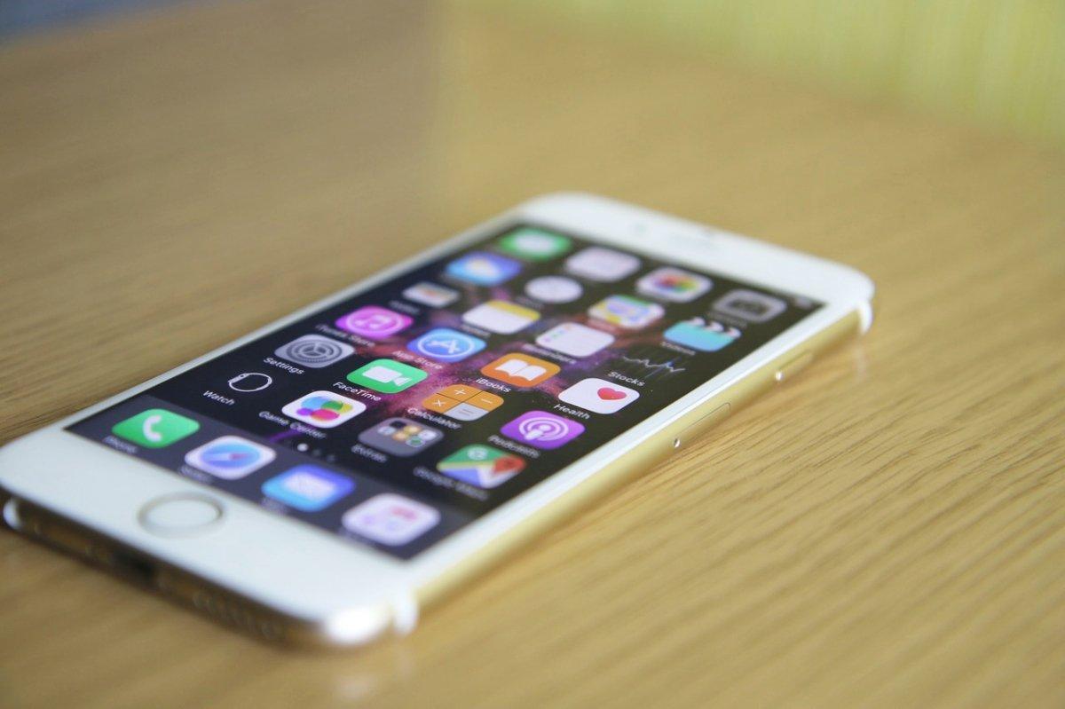 Desde el propio teléfono también es posible hacer una restauración