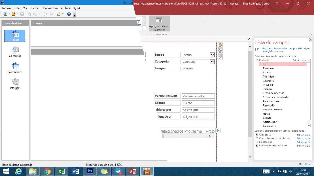 Diferencias de OpenOffice Base con Microsoft Access