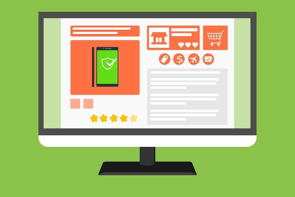 Diseño de una web con servicios de pago