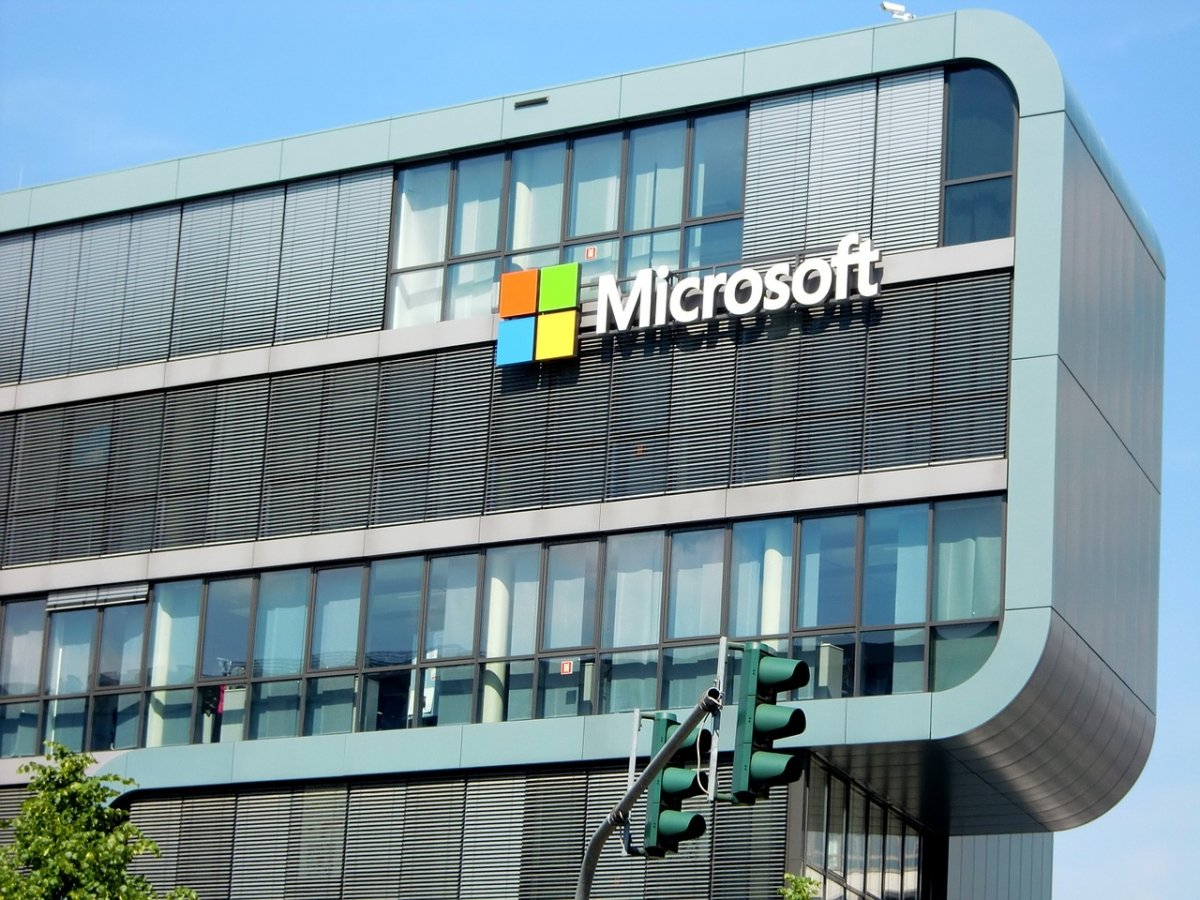 Edificio de Microsoft en Colonia (Alemania)