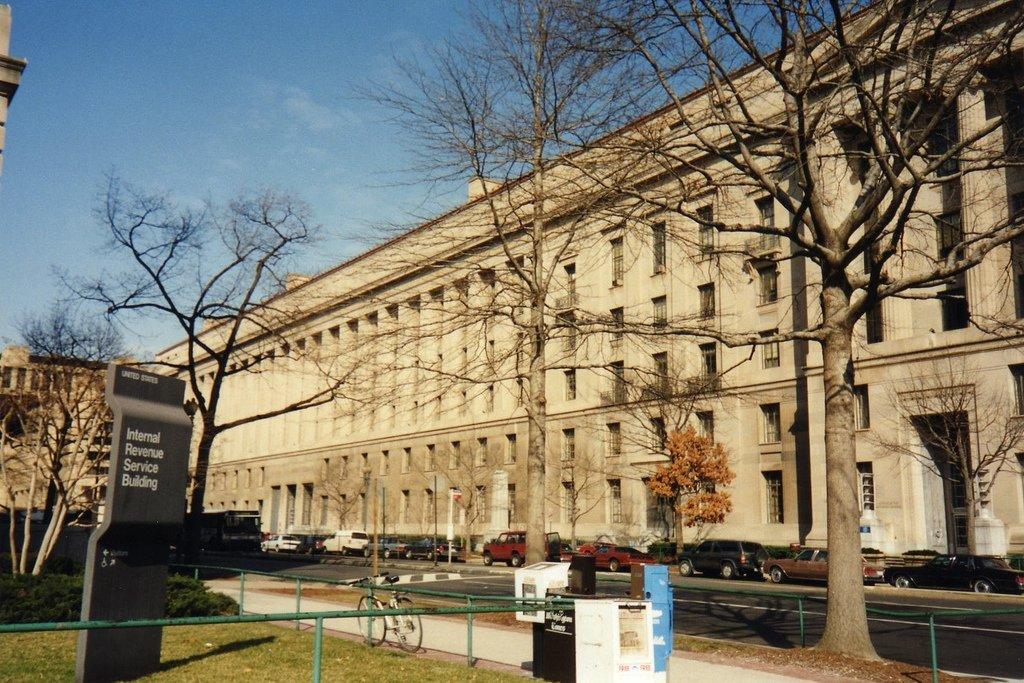 Edificio del Departamento de Justicia de EE.UU. en Washington