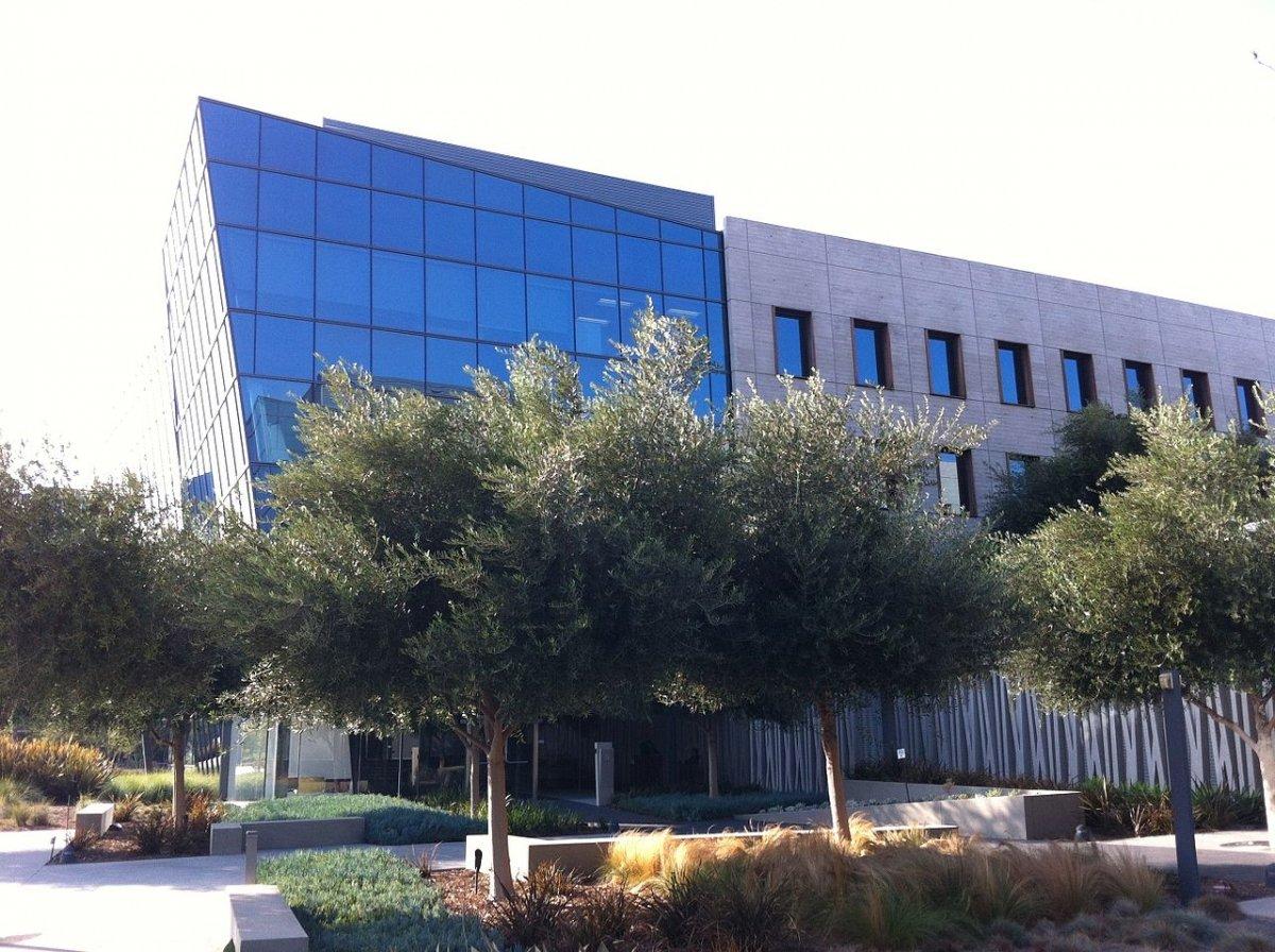 Edificio del ICANN en Los Ángeles