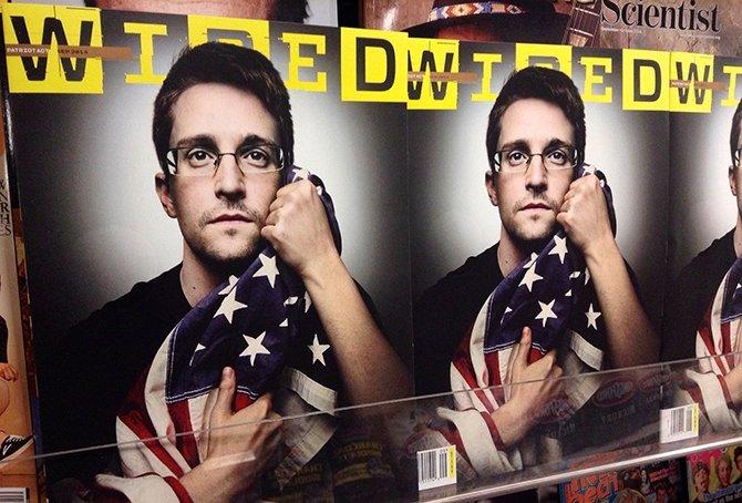 Edward Snowden héroe para unos, villano para otros