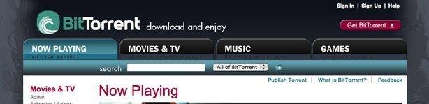 El 50 por ciento de las descargas en BitTorrent son programas de televisión