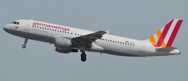 El Airbus A320 de Germanwings siniestrado en marzo de 2015