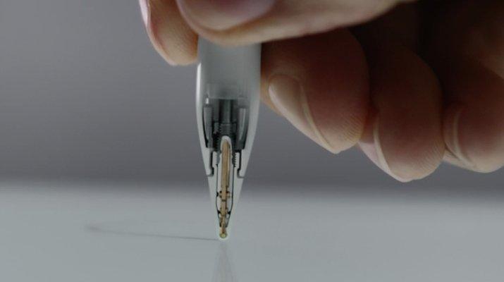 El Apple Pencil, en acción