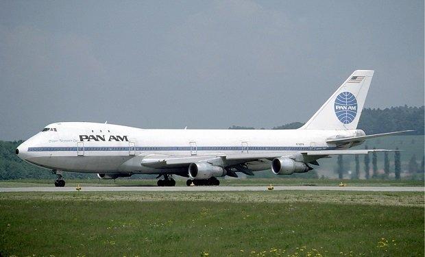 El avión de Pan Am fue uno de los implicados en el desastre