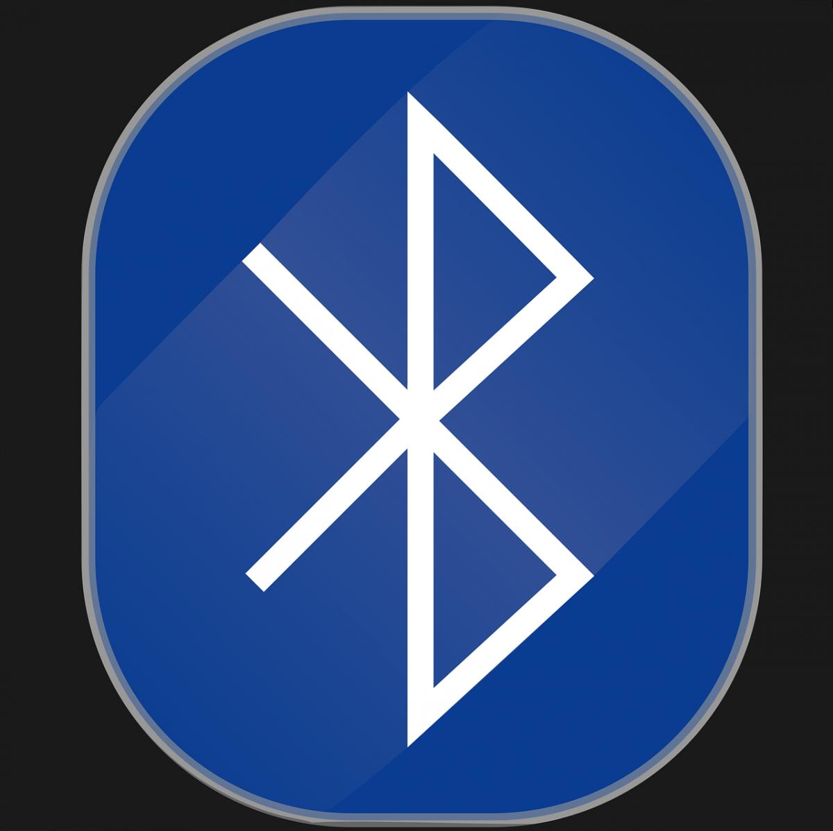 El bonito logo del Bluetooth