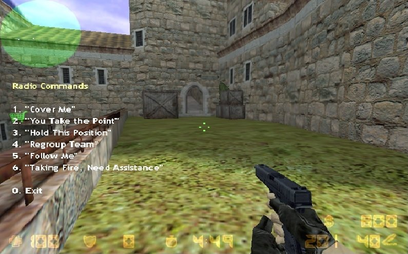 El Counter Strike de toda la vida para PC