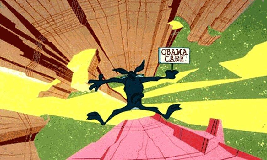 El Coyote estaba jugando a Pokémon GO y no vio por dónde pisaba