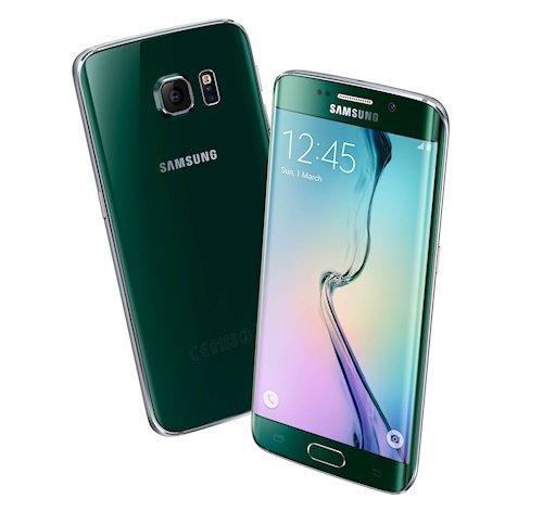 El diseño del Samsung Galaxy S6 Edge es envolvente