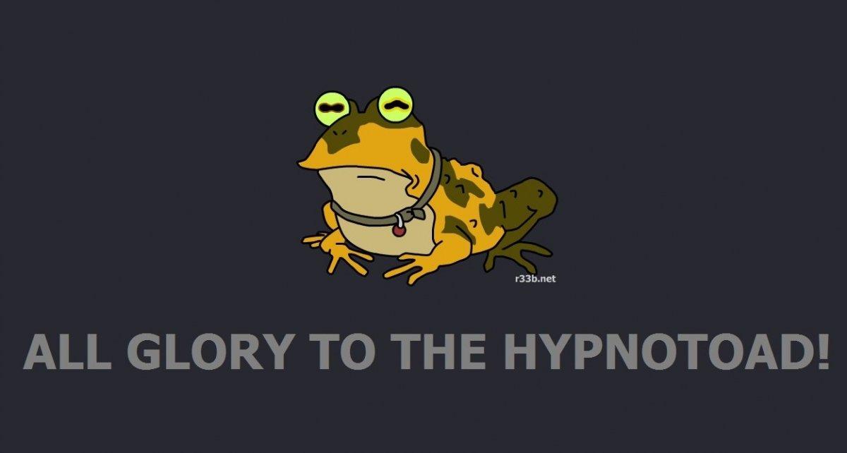 El Hipnosapo, el sapo que tiene su propio programa de televisión
