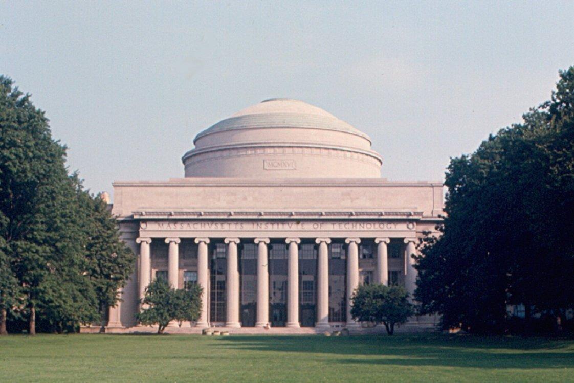 El Instituto Tecnológico de Massachussets en 1975