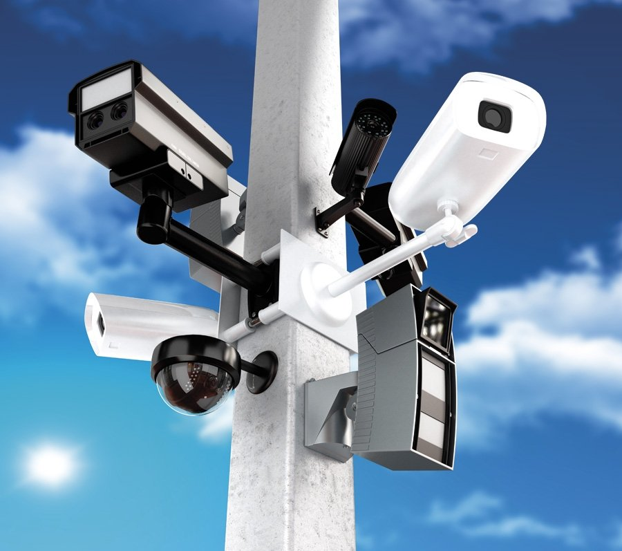More Surveillance cameras with facial recognition technology storie