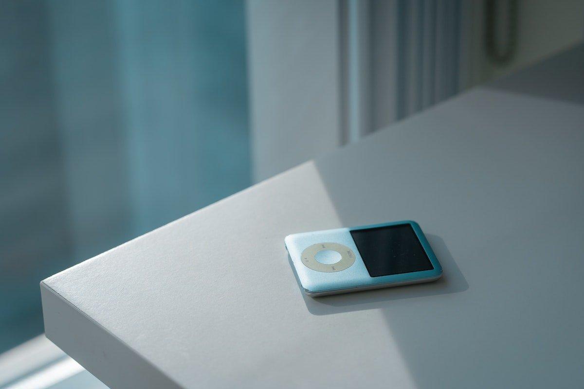El iPod, un actor principal