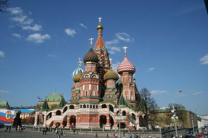 El Kremlin, la sede del gobierno ruso