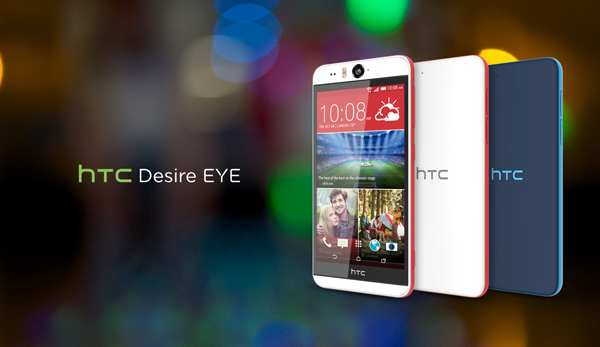 El modelo HTC Desre Eye