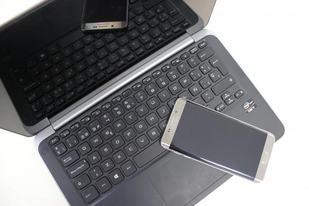 El modo vuelo está presente en todo tipo de dispositivos como teléfonos u ordenadores