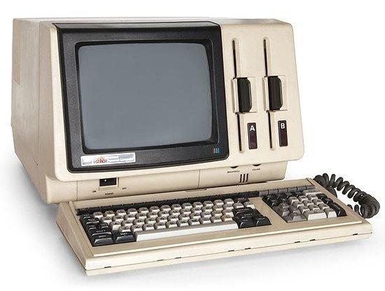 El NEC Advanced Personal Computer
