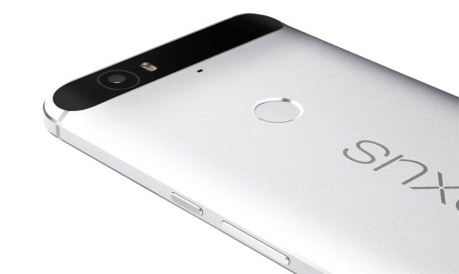 El Nexus 6P incorporará sensor de huellas dactilares