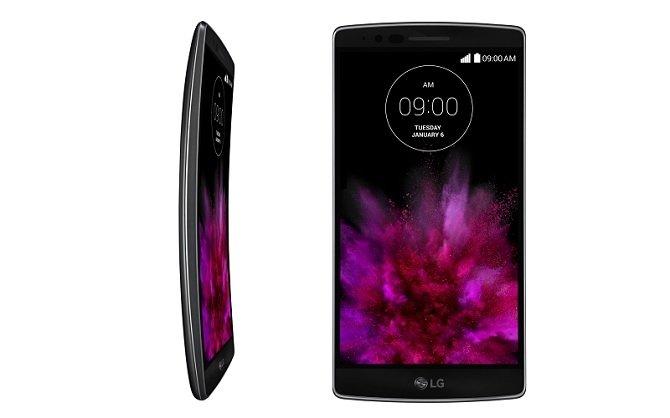 El nuevo LG G Flex 2