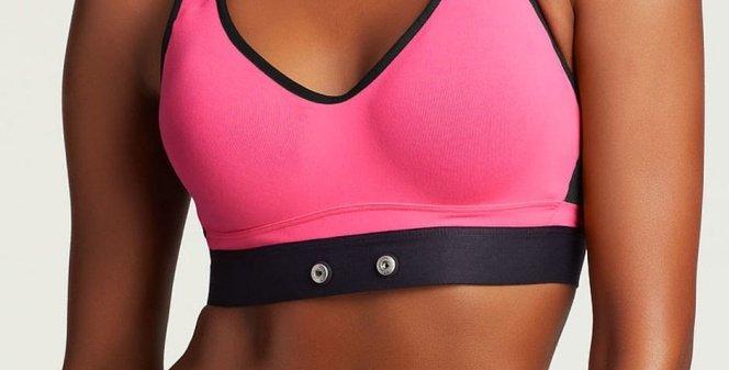 El nuevo sujetador deportivo de Victoria's Secret