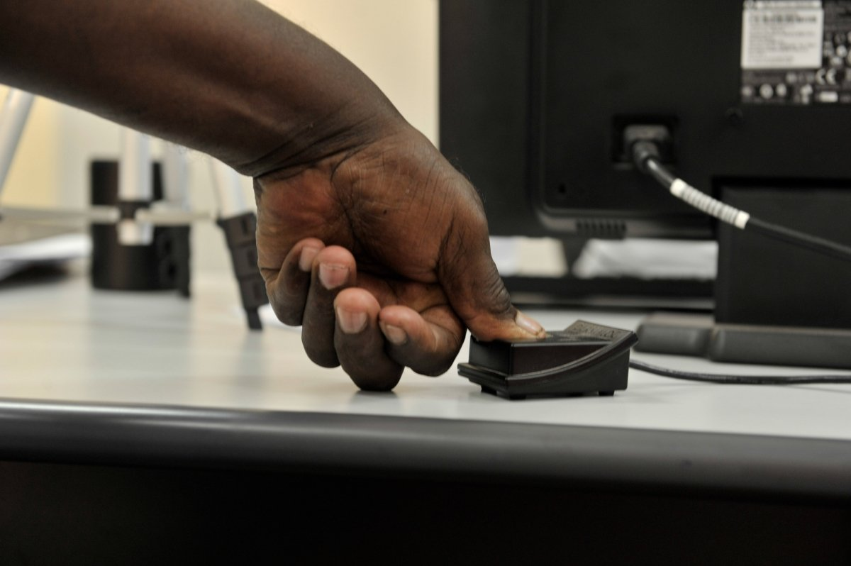 El perfil del votante se realiza mezclando datos biométricos con biográficos