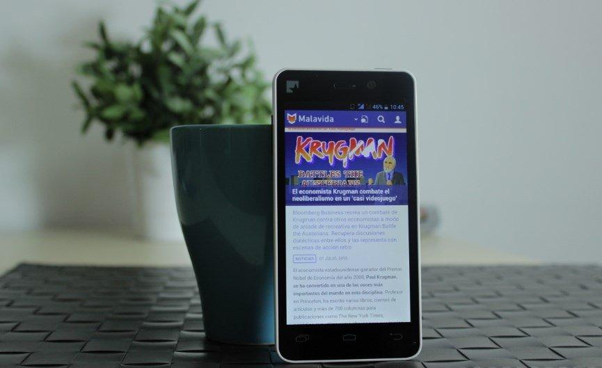 El primero de los Fairphone vio la luz en 2013