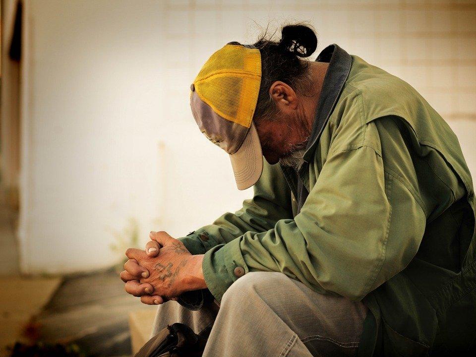 El problema de la falta de alojamiento es una de las principales consecuencias de la crisis