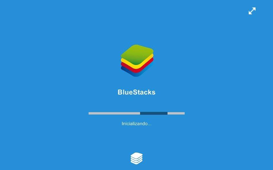 El proceso de instalación de BlueStacks no lleva más que unos minutos
