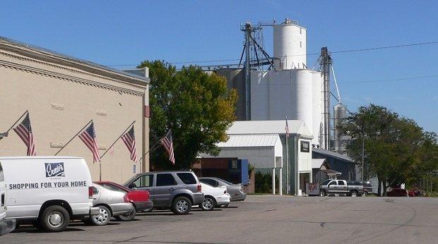 El pueblo de Ceresco (Nebraska), donde el Internet to puede salir muy caro
