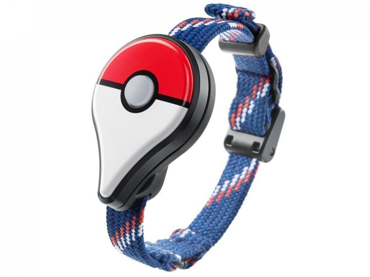 El wearable Pokémon GO Plus