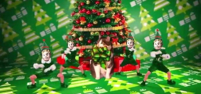 Elige la cara de tus amigos y envía divertidas felicitaciones personalizadas con Elf yourself