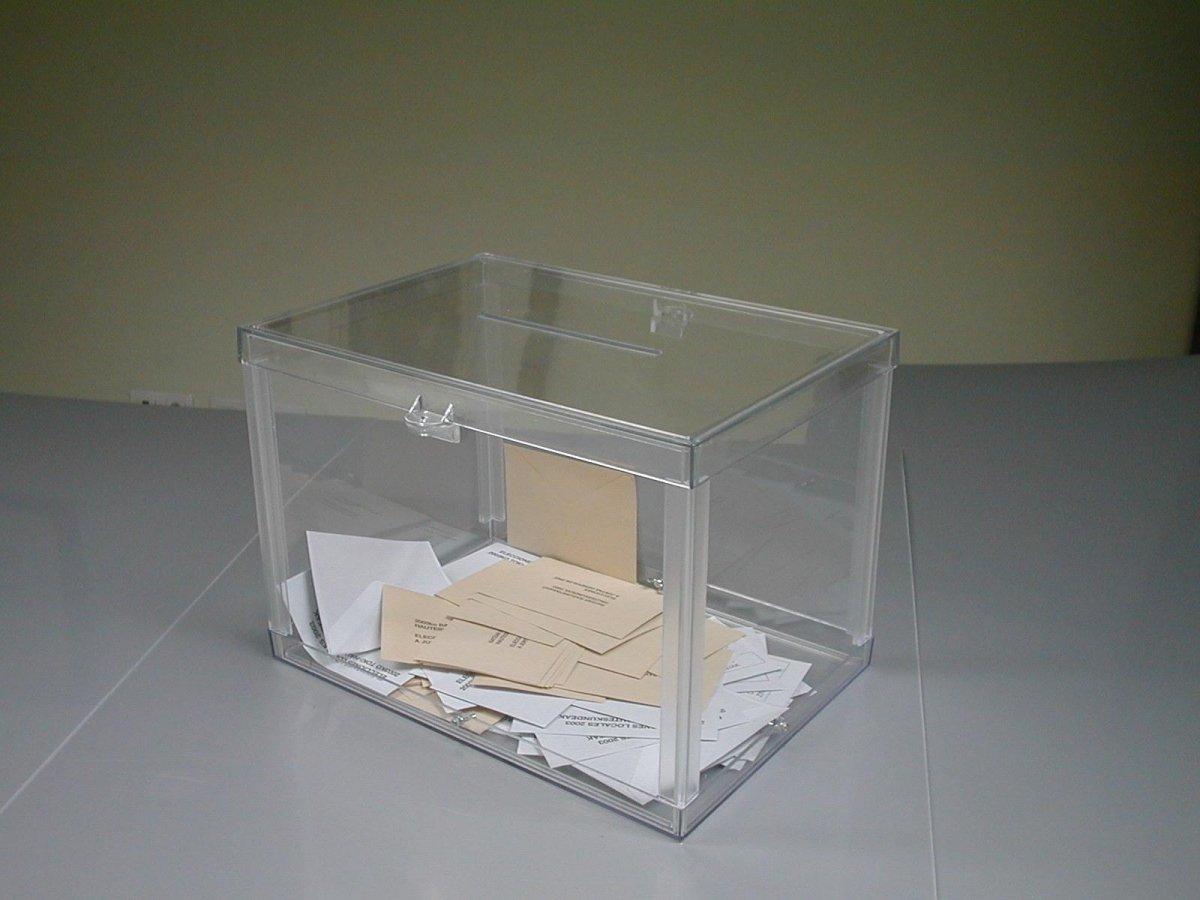 En Estonia el voto físico vale más que el voto telemático