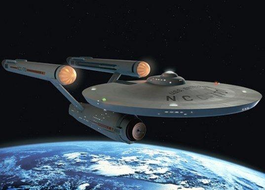 Enterprise, nuevo modelo de 2006