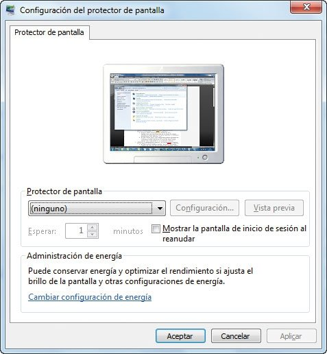 Escritorio Windows 7 liviano 4