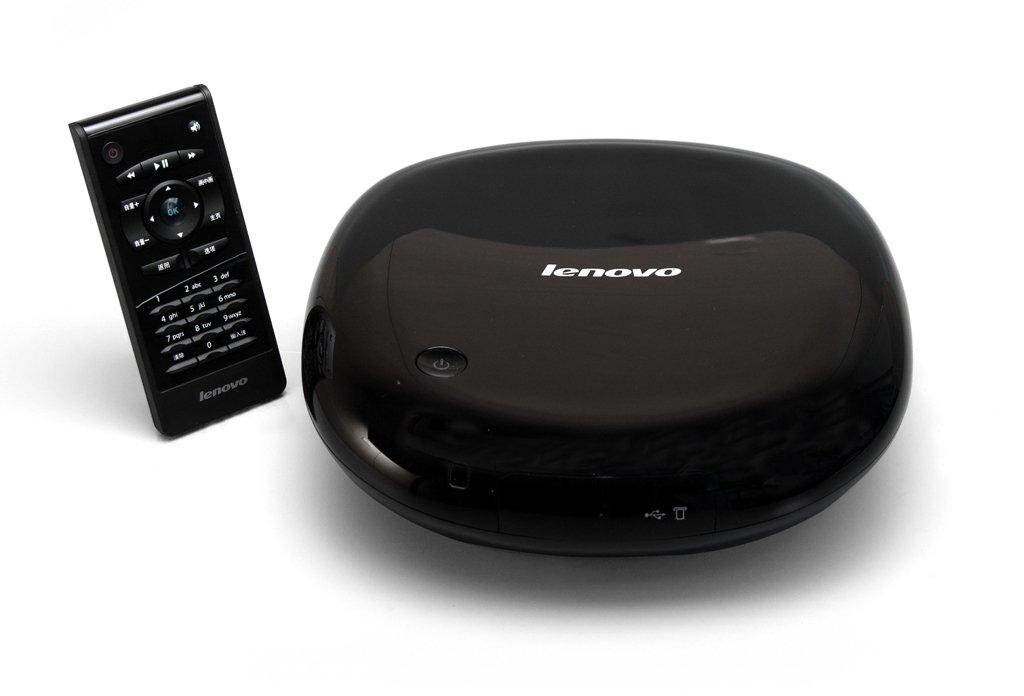 Este set-top box de Lenovo es un buen ejemplo