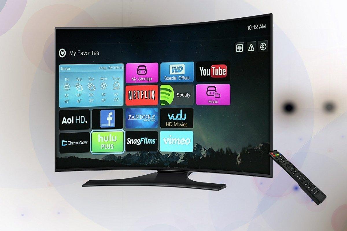 Estos discos duros también se pueden asociar a Smart TVs