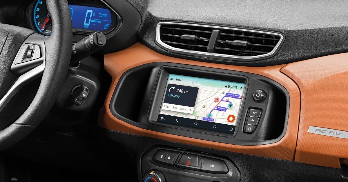 Evita las obras gracias a Waze para Android Auto