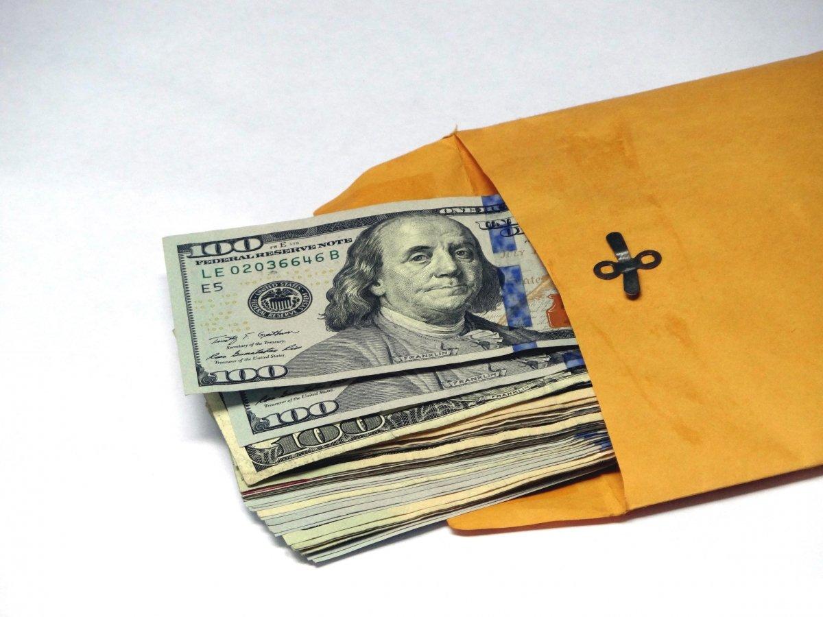 Existen formas de mover el dinero sin que sea detectado